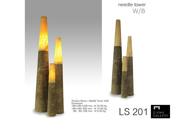 Needle Tower Lamp LS201